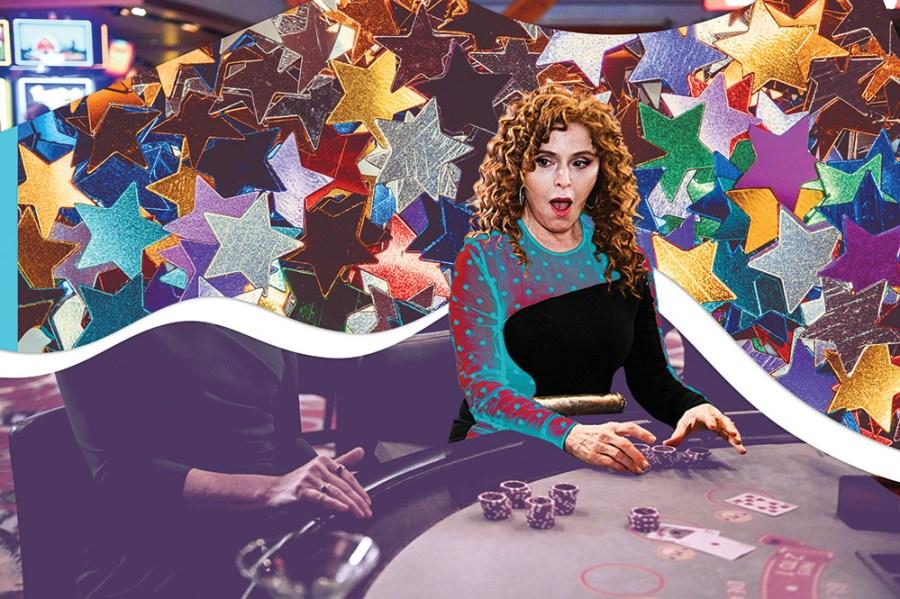 Bernadette Peters Zoey's Extraordinary Playlist (NBC)