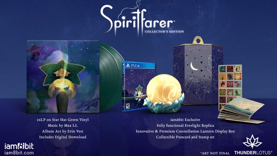 'Spiritfarer' Collector's Edition