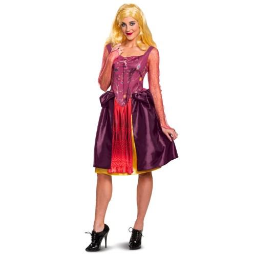Hocus Pocus Sarah Sanderson Halloween Costume