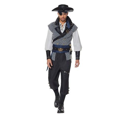 Men's Pirate Costume