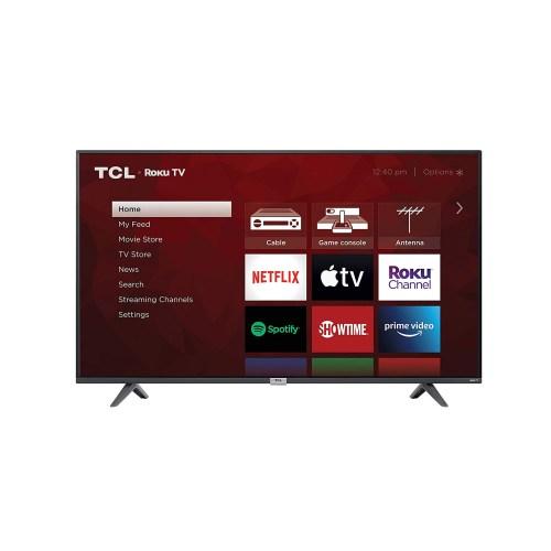 TCL 50-Inch Class 4-Series RK Smart Roku LED TV