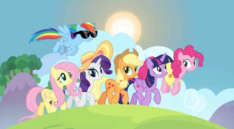 Risultati immagini per my little pony animation