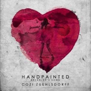 HANDPAINTED (Brennley's Song) by Cozi Zuehlsdorff on iTunes and VEVO (PRNewsFoto/Cozi Zuehlsdorff)