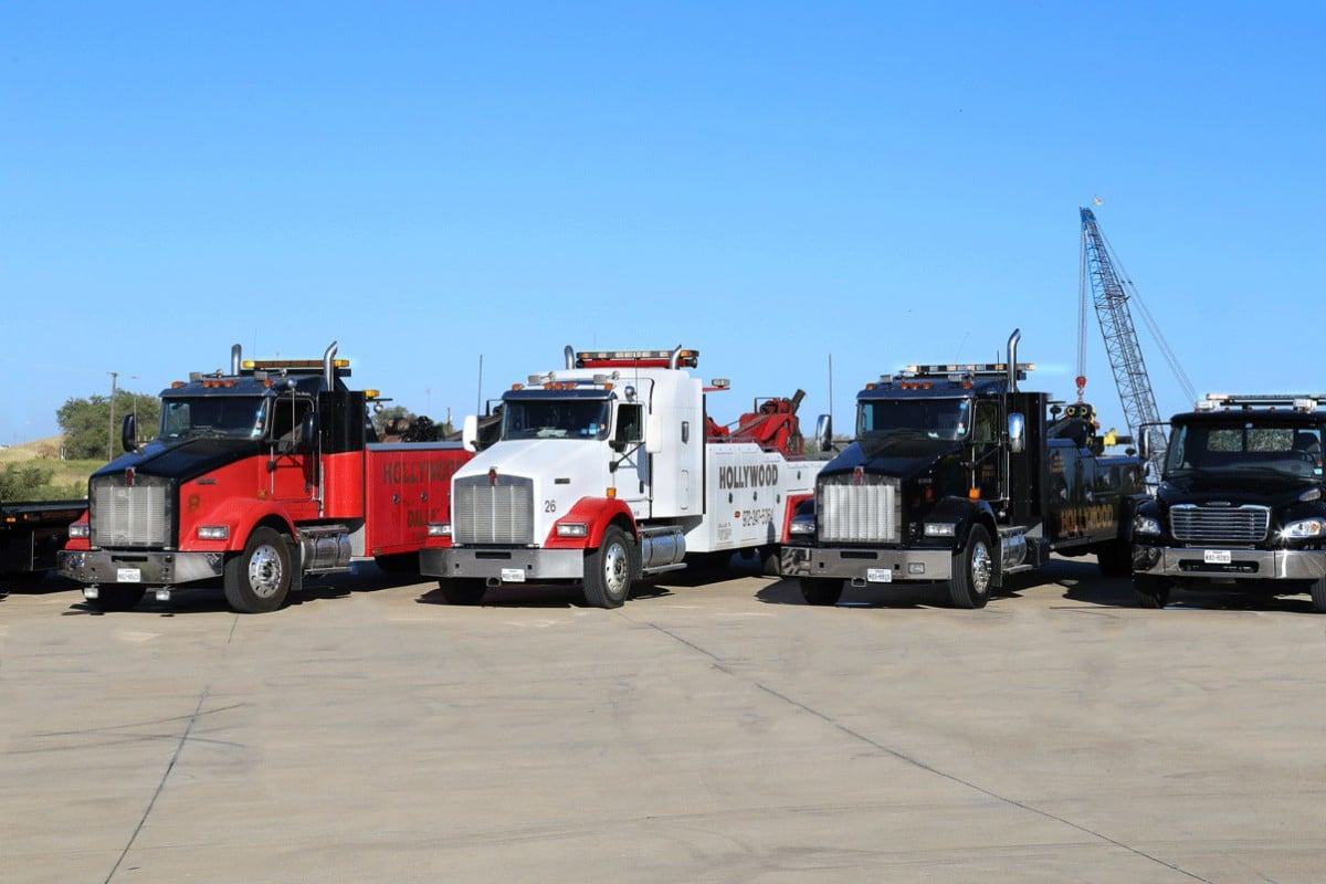 Types Of Tow Trucks