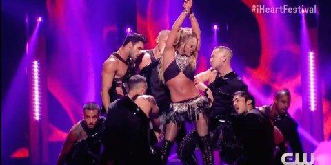 Britney Spears iHeart Music Festival 2016