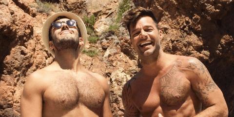 Ricky Martin & Juan Yosef