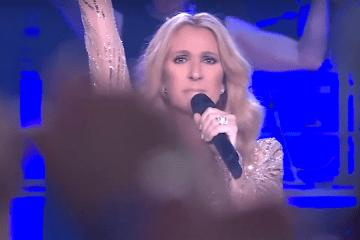 Céline Dion - Manchester Tribute