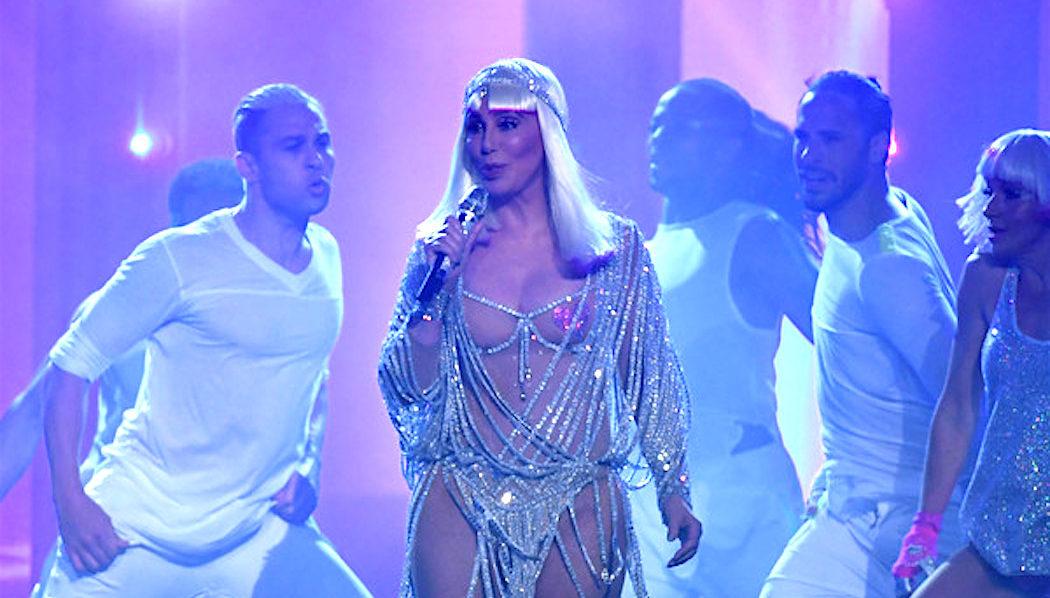 Cher ist zurück auf der Bühne und rockt mit 71 Jahren die Billboard Music Awards