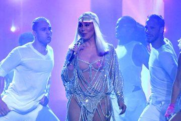 Cher at Billboard Music Awards 2017 Screencap