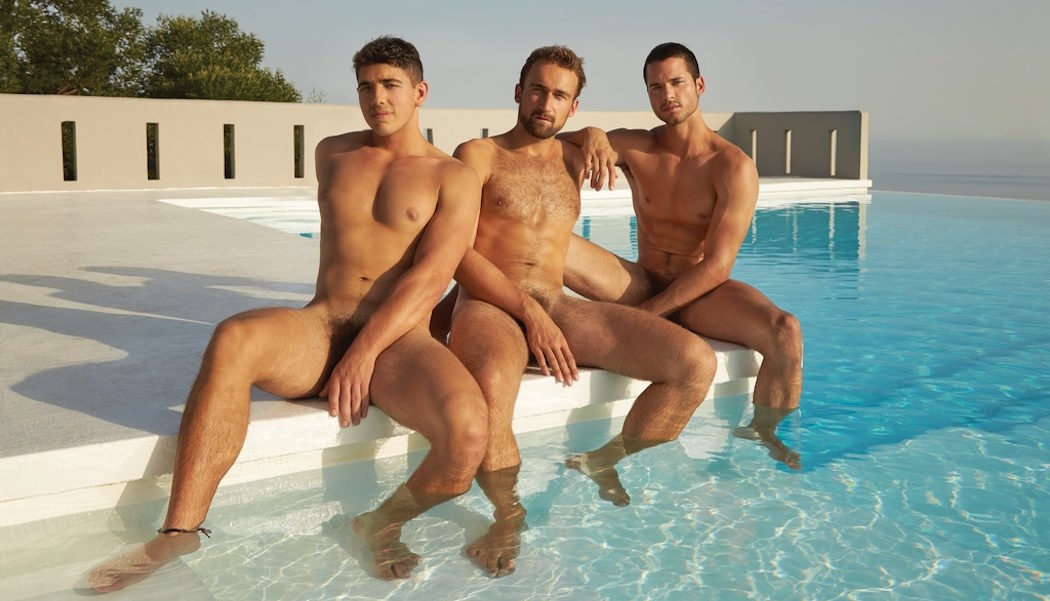 Die Warwick Rowers feiern Nacktkalender-Jubiläum mit sexy Video!