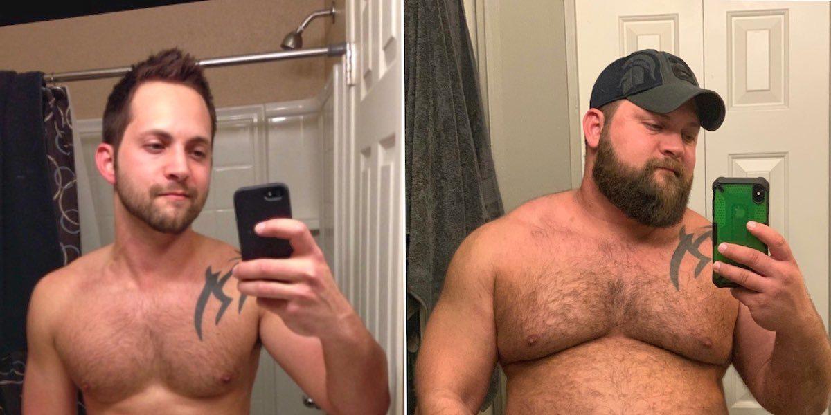 """Vom """"Twink"""" zum """"Bear"""": Diese Transformation geht derzeitig viral!"""