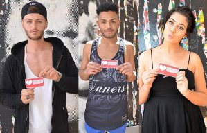 Geordie Shore stars Chloe Ferry, Nathan Henry & Kyle Christie Get the 'Hollywood Treatment'