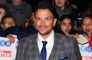 Peter Andre keen to play James Bond