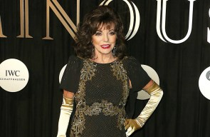 Joan Collins slams the Kardashians for having 'too much surgery'