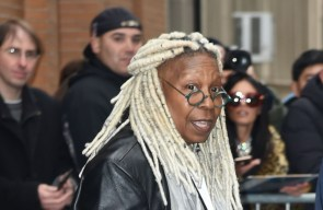 Whoopi Goldberg will continue as host of 'The View' for another four years
