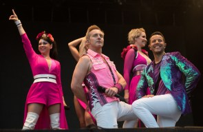 Steps to play Manchester as part of Radio 2 Live
