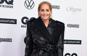 Sharon Stone 'threatened' with no work after vaccine pledge