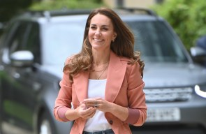 Duchess of Cambridge self-isolates after COVID contact
