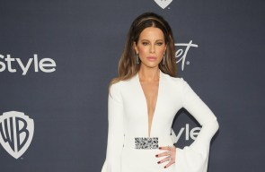 Kate Beckinsale shares how she relates to Princes William and Harry