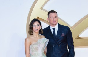 Channing Tatum tried to keep Jenna Dewan 'safe and comfortable' after birth of daughter Everly