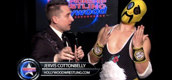 Jervis Cottonbelly Reveals Grand Plans For CWFH