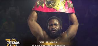 Mack's Milestone Challenger Announced