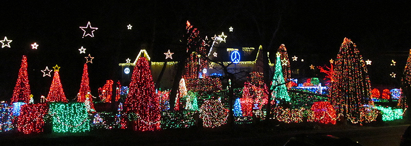 Tacky Lights Northern Virginia