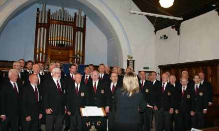 Choir kehelland 2011 (1)