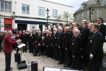 Choir trevithick day 2 2012