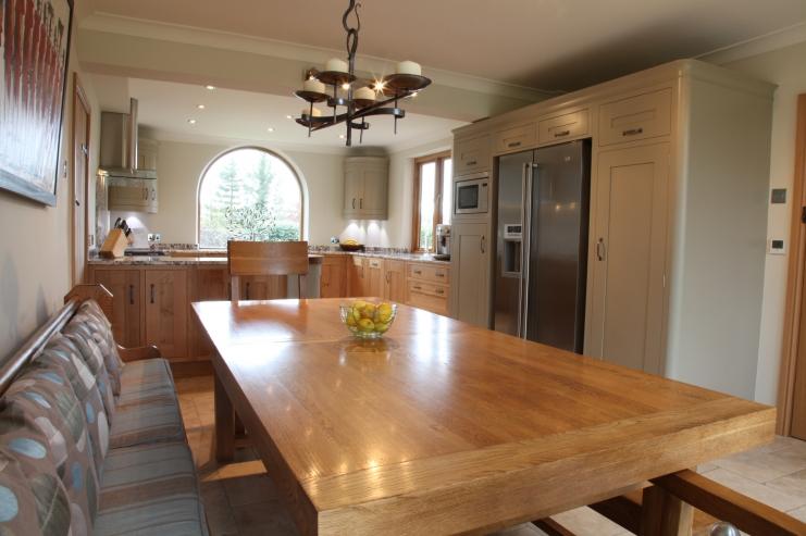 Chapel Conversion Kitchen Bespoke Kitchens