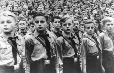Holocaust Survivors Photo Gallery  Hitler Youth