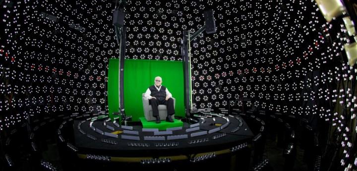 enregistrement hologramme