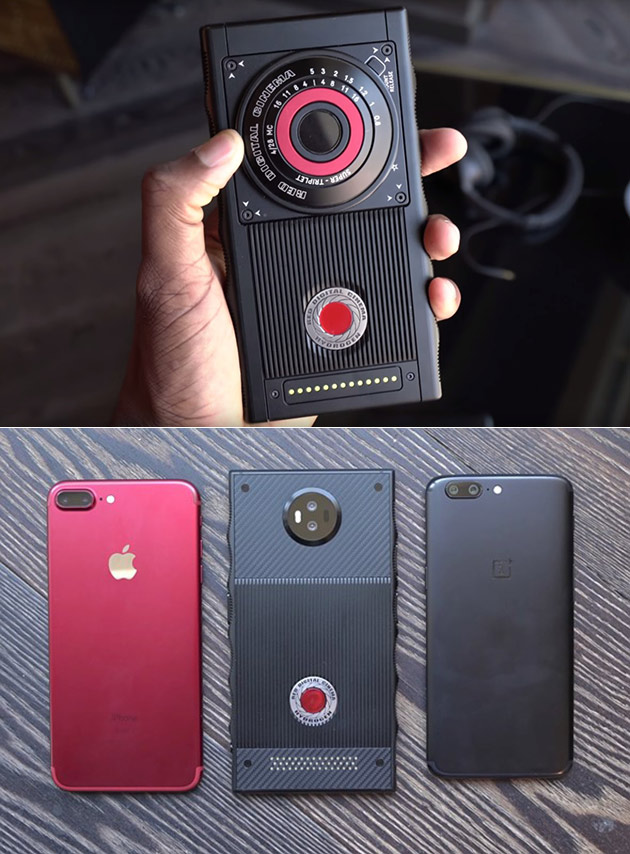 RED phone 2018