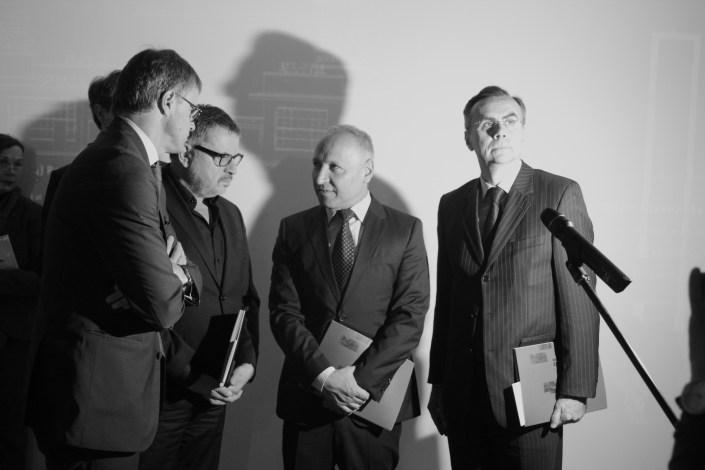 Otvaranje izložbe Oktobar 1941 u Istorijskom arhivu Beograda