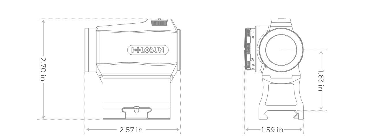 HS403R-Holosun