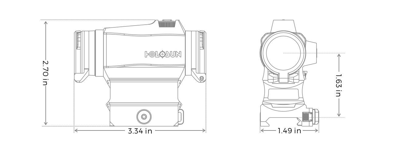 HS515CM-Holosun