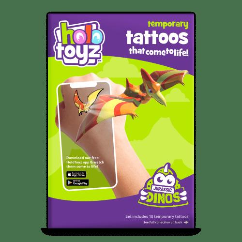 tatouage-temporaire qui prend vie holotoyz