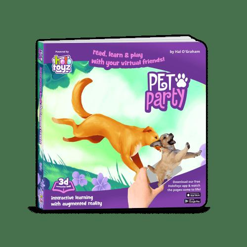 interactive-english-book-petparty
