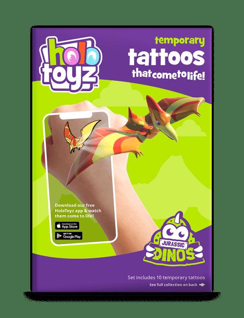 tatouage qui prend vie