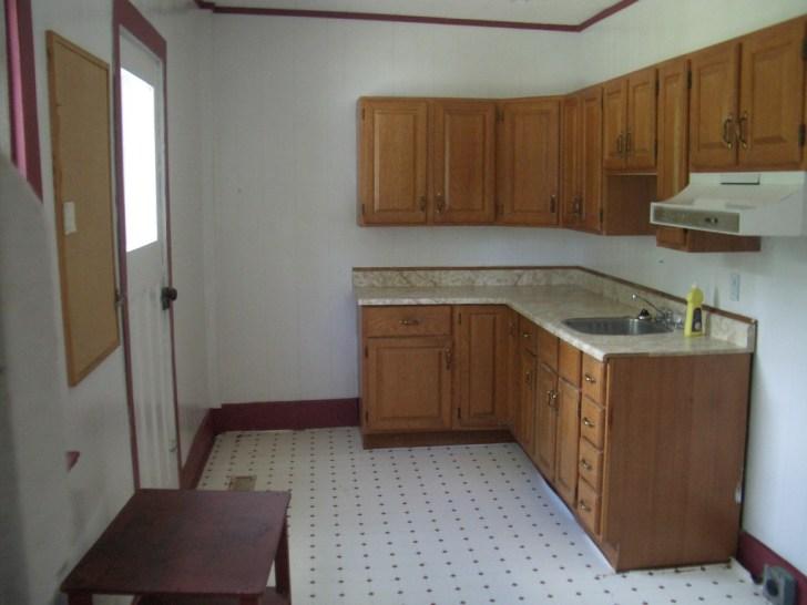 Empty Kitchen Pixels