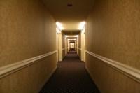 Hotel corridor 1