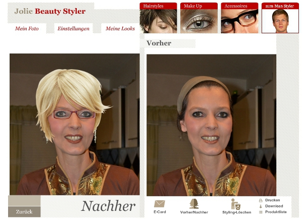 Frisuren Online Stylen Welche Frisur Passt Zu Mir ? Holozaen De