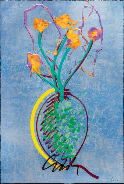 Dale Chihuly  Limited Edition Prints