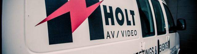 Holt Company Van