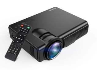 TENKER Q5 Mini Projector