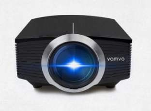 Vamvo Home Theater Projector