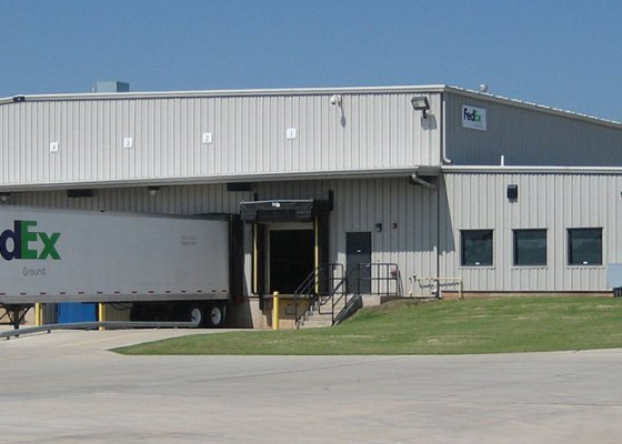 FedEx Ground Facility