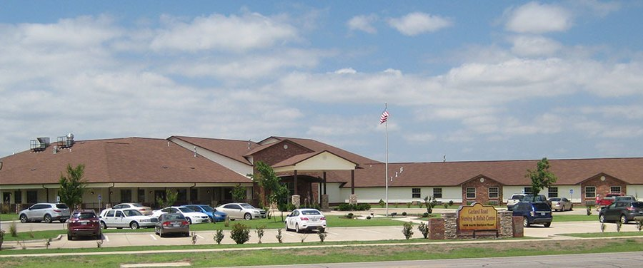 Highland Park Manor Senior Living Facility