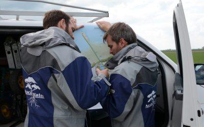 Start hydrologisch onderzoek Holwerd aan Zee