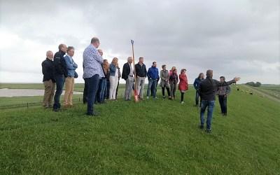 Projectorganisatie Holwerd aan Zee officieel van start